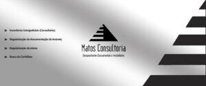 MATOS CONSULTORIA DESPACHANTE IMOBILIARIO EM CURITIBA